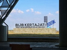 Sepi! Pengelola Bandara Kertajati Bisnis Foto Prewedding
