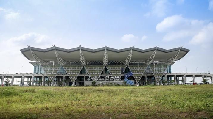 Bandar Udara Internasional Jawa Barat Kertajati (Bandar Udara Internasional Kertajati Jawa Barat). Ist