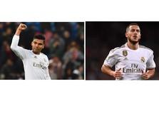 2 Pungawa Real Madrid, Hazard & Casemiro Positif Covid-19