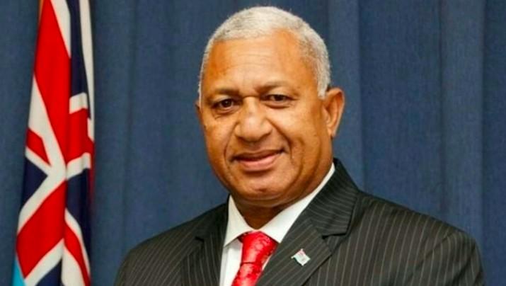Fiji Prime Minister, Frank Bainimarama/Instagram Frank Bainimarama123