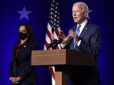 Raih 290 Electoral Votes, Joe Biden Menangi Pilpres AS