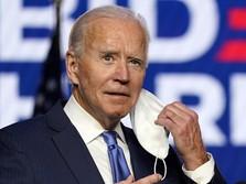 Menggebu-gebu! Ini Pidato Lengkap Presiden AS Joe Biden