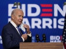 Joe Biden Dilantik Hari Ini, Dolar AS Loyo Harga Emas Bangkit