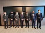 Luhut & Erick Ketemu Investor Raksasa Jepang, Mau Suntik SWF?