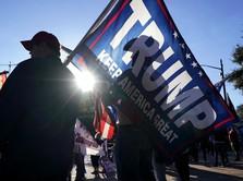 Hakim Tolak Gugatan Trump, Bela Biden Menang di Pennsylvania