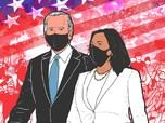 2020 Ganti Presiden AS, Joe Biden Kalahkan Trump