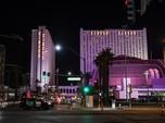 3 Orang Ditembak di Sebuah Casino di Las Vegas