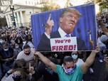Trump Kalah! Pekan Lalu, Asing Borong 10 Saham Blue Chip Ini
