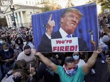Makin Sengit Gengs! Trump Kalah, Siap Tempuh Jalur Hukum