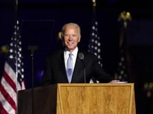 5 Fakta Kemenangan Biden, 'Bohir' hingga Minyak & Batu Bara