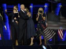 Bye Trump! Terkuak, Deretan Negara Bagian Ini Menangkan Biden