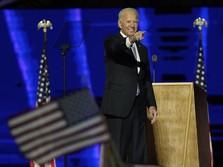 Duh! Presiden Terpilih AS Biden Patah Tulang Kaki, Kok Bisa?