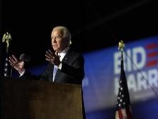 Biden Jadi Presiden AS, Awas IHSG Profit Taking!