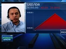 Analis: Terus Menguat, Rupiah Berpeluang Tembus Rp 14.100/USD