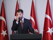 Menantu Erdogan Resign Jadi Menkeu, Lira Turki Malah Melesat!