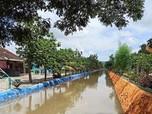 Dari Penuh Sampah, Sungai Sukarame Lampung Disulap Bersih