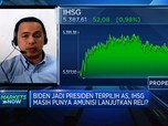 Biden Effect, IHSG Lanjutkan Reli