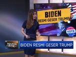 Biden Resmi Geser Trump