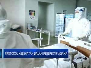 Protokol Kesehatan Dalam Perspektif Agama