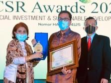 2 Anak Usaha BUMI Borong Platinum Indonesian CSR Award 2020