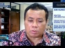 Ari Kuncoro Mundur Dari Komisaris BRI, Siapa Penggantinya?