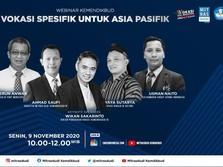 Live di CNBC Indonesia, Vokasi Spesifik di Asia Pasifik