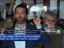 Keluarga Trump Pecah karena Pilpres AS