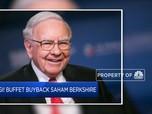 Lagi! Buffet Buyback Saham Berkshire