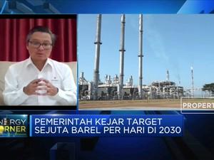Tantangan Pemerataan Produksi & Distribus Gas SKK Migas