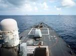 Awas Panas! 2 Kapal Perang AS Transit di Taiwan, China Ngomel