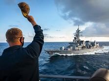 Jreng! Militer AS & Sekutu Latihan Perang di Perairan Asia