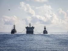 Pak Prabowo, Jepang Ingin Bangun Kapal Perang Bareng RI