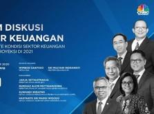 LIVE NOW! Sri Mulyani hingga Wimboh Bedah 2021 di Event Ini