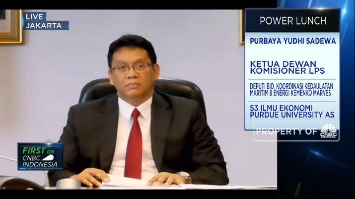 Bos LPS Proyeksi Pertumbuhan DPK Capai 15% di Akhir 2020(CNBC Indonesia TV)