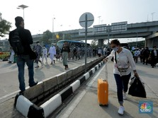 118 Penerbangan di Bandara Soekarno-Hatta Delay Hari Ini