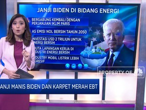 Janji Manis Biden Dan Karpet Merah EBT