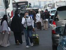 Habib Rizieq Pulang, Kemenhub: Penerbangan Delay 1-2 Jam