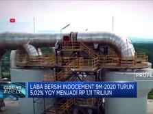 Laba Bersih Indocement 9M-2020 Turun 5,02% (YOY)