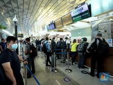 Bandara-Bandara Mulai Sibuk, Penumpang Membeludak Lagi!