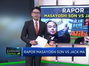Rapor Masayoshi Son Vs Jack Ma