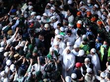 MUI: Kerja Keras 10 Bulan Dihancurkan Kerumunan Kegiatan