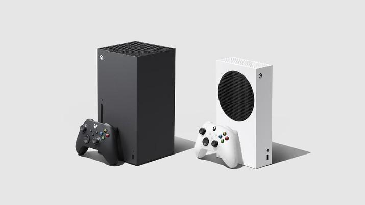 Xbox Series X dan Xbox Series S (Dok. Xbox)
