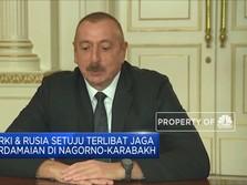 Azerbaijan & Turki Bahas Keamanan Di Nagorno-Karabakh