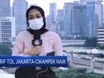 Tarif Tol Jakarta-Cikampek Naik Jadi Rp 20 Ribu