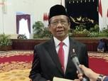 2 Menteri & Pejabat jadi Koruptor, Begini Komentar Mahfud MD
