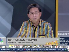 Kalahkan Industri, Laba Bank Mega Kuartal III Melesat 27,7%