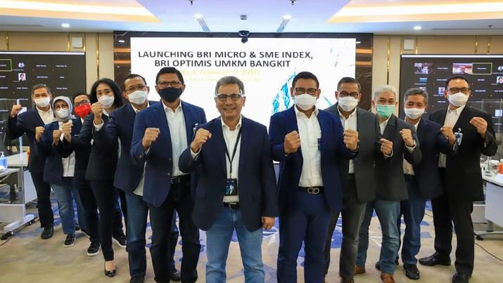 Launching BRI Micro & SME Index (Dok. BRI)