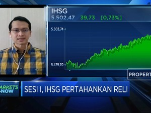 Masih Undervalue, IHSG Berpeluang Naik 30% di 2021