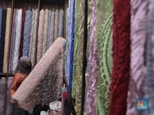Seram! Tekstil China Hasil Limbah Beracun Nyelonong Masuk RI
