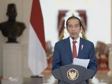 Siapa Bakal Divaksin Covid-19 Duluan? Ini Penjelasan Jokowi